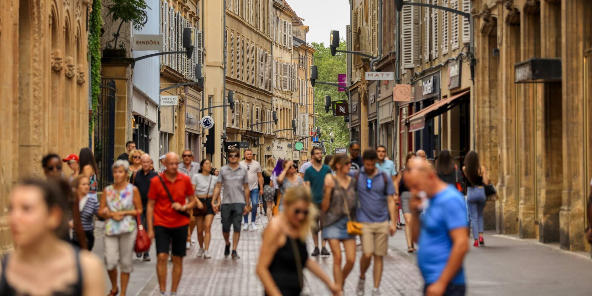 Femeie de intalnire in Metz