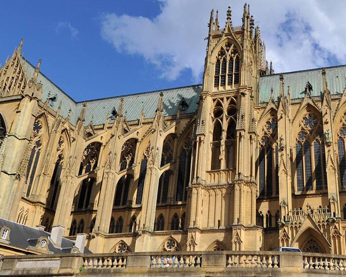 Metz Metropole Entdecken Geschichte Orte Und Bauwerke Die Man Unbedingt Besuchen Sollte